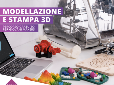 Corso Stampa 3D: il 2 febbraio il termine ultimo per iscriversi